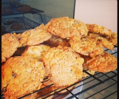Best Ever Cornflake Cookies