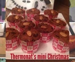 Thermonat's Mini Christmas Cakes