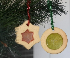 Edible Christmas Ornaments