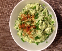 Broad Bean and Fetta Dip
