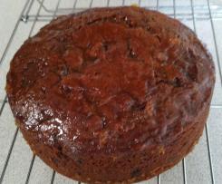 Grans Boiled Fruitcake