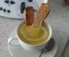 curried kumara cuppa soup