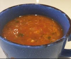 Tomato Quinoa Soup