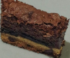 Chocolate Slutty Brownies