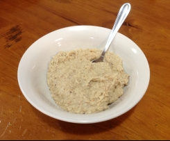Cinnamon Nut Porridge