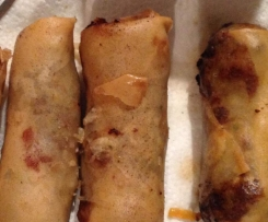Spring Rolls (Meat)