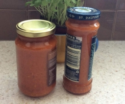 Ren's Low Sugar Tomato Relish