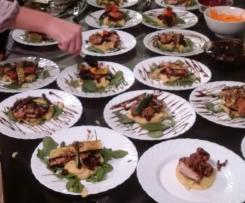 Kumara Mash for base of Stack Meal