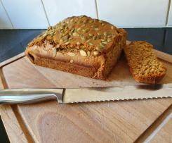 Honey and Pumpkin Bread