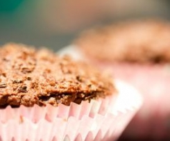 Gluten Free Dairy Free Double Chocolate Muffins