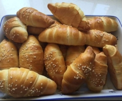 KIFLI - MACEDONIAN CHEESE ROLLS