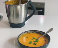 Smoky Pumpkin & Potato Soup