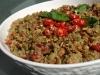 Spicy Crunchy Quinoa Salad
