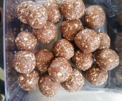 Nutella Energy Balls