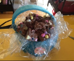 Hippety Hop Rocky Road (AKA Easter Rocky Road)