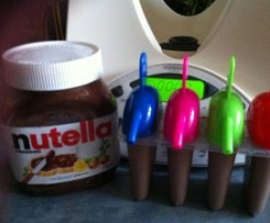 Nutella Ice Poles
