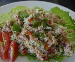 HCG Protocol Albacore Tuna Kebab Style