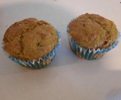 Variation Healthy Breakfast muffins