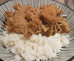 Balinese Pork Curry