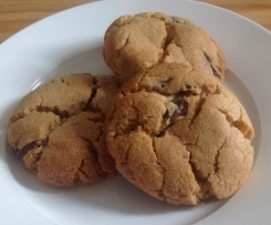 Clone of Only THE BEST (peanutbutter)Chocolate Chip Cookies EVER!