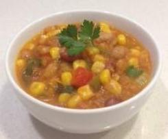 Warm Bean Salsa
