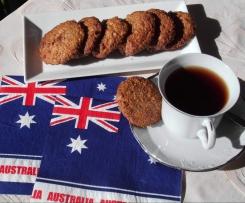 Gluten Free Anzac Biscuits with Quinoa