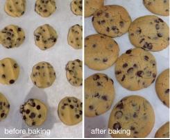 Choc Chip Cookies 'family recipe'