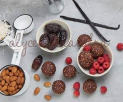 Healthy Raw Lamington Balls