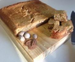 Nutmeg Cake