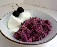 Cherry Ripe CADA - GAPS/Paleo Grain & Gluten Free Fresh Bircher Style Muesli