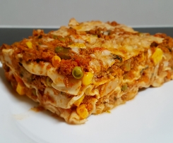 Hunters Beef and Vegetable Lasagne
