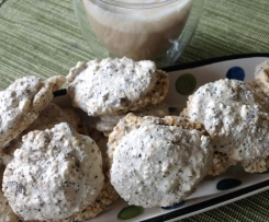 Chia Seed Biscuits