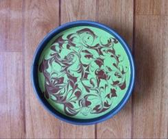 Raw Chocolate Peppermint Mousse Cake - Vegan. Gluten Free. Dairy Free. Refined Sugar Free!