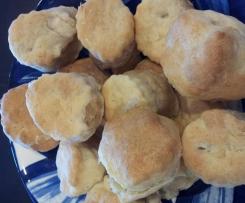 Kombucha scones