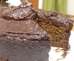 Fernie's Carrot Cake