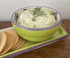 Gherkin and Dill Dip