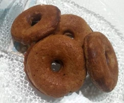 Mini Sticky Date Donuts - the healthy choice