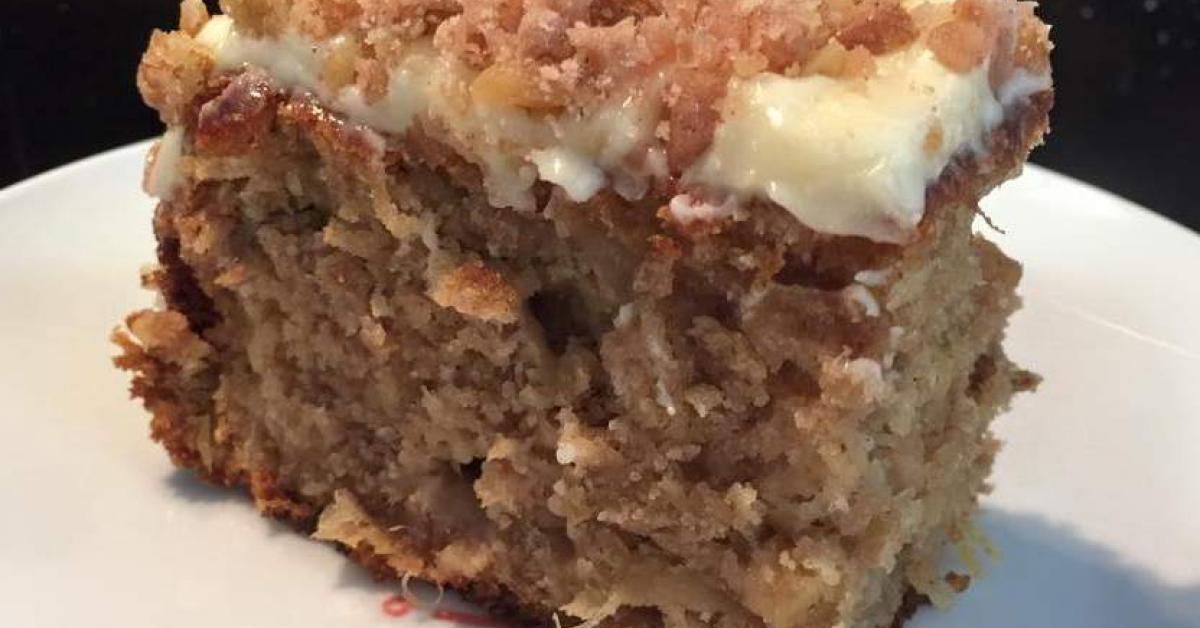 Hummingbird Cake Coconut Flour