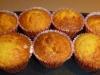 Mandarin & Chia cupcakes