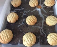 Easy American Banana Cookies
