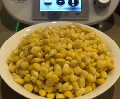 Saute Sweet corn Kernel