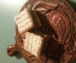 Chocolate Vanilla Slice