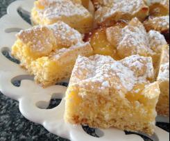 Lemon Curd Slice (Gluten-Free)