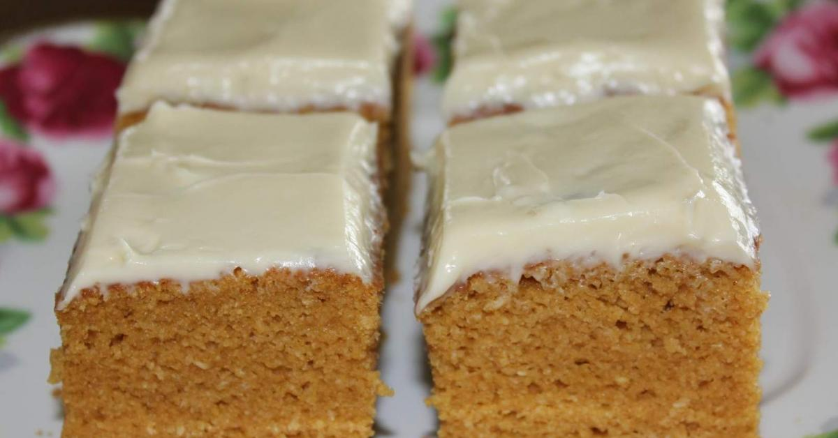 Mango And Coconut Cake Thermomix