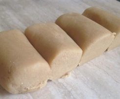 Marzipan (almond paste)