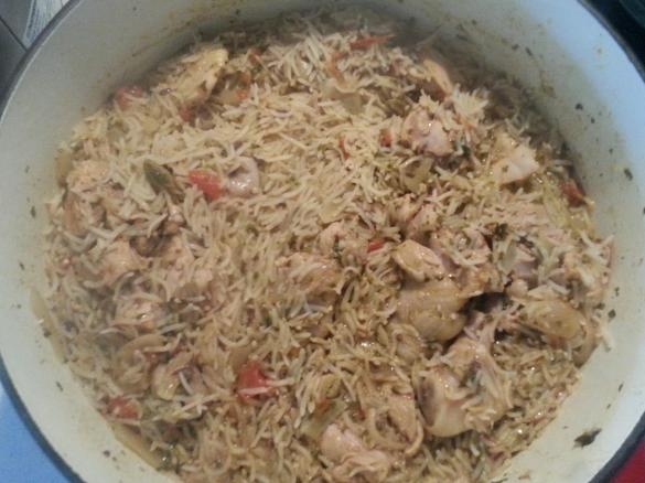 South indian chicken biryani by greengirlsings a thermomix sup thumbnail image 3 thumbnail image 1 forumfinder Choice Image
