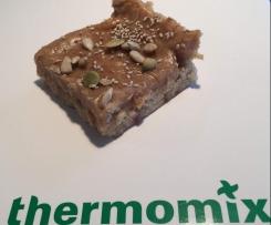 Caramel Seed Slice
