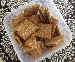 GF Seeded Crackers