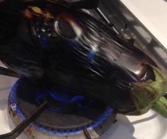 Charlie's Chunky Eggplant Dip