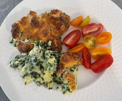 Souffle - Spinach